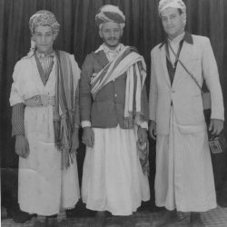 Father and Brother of Ahmed Barakat 1959