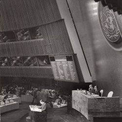 General Assembly United Nations NewYork 1969