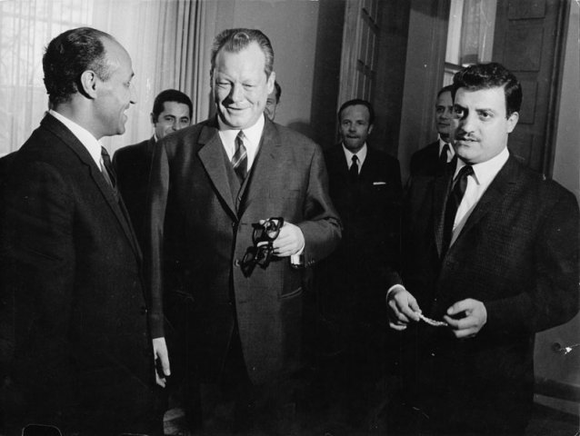 Chancellor Willy Brandt Germany1969